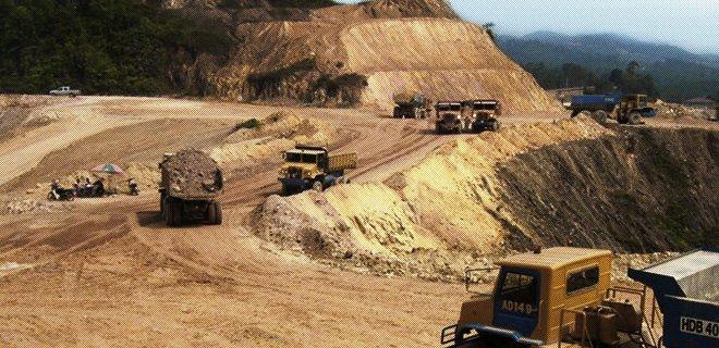 Monument Mining